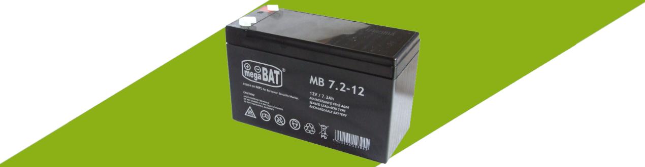 Akumulatory AGM 12 V